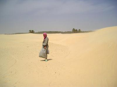 Tra le dune.... di FRENKI