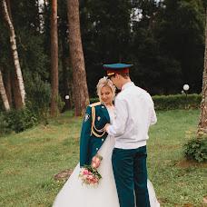 Wedding photographer Darya Gryazeva (snegsnega). Photo of 08.08.2018