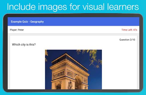 Topgrade Quiz Maker 2.5.4 screenshots 18