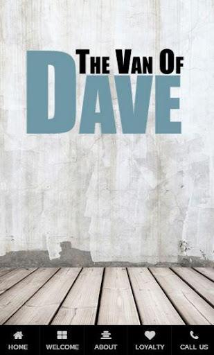 The Van of Dave