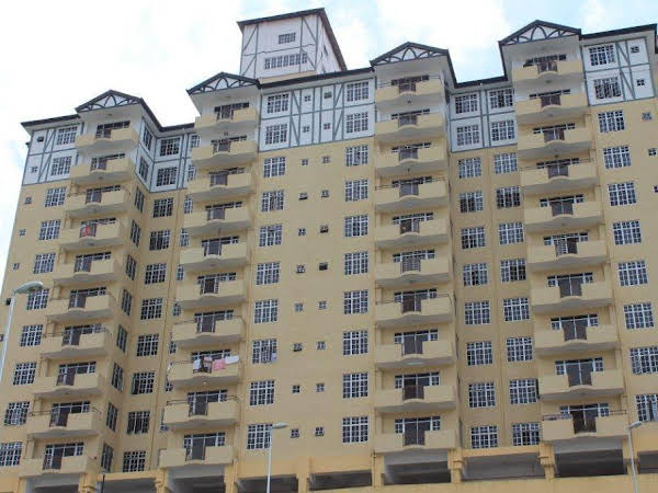Harvest Green Apartment @ Crown Imperial Court