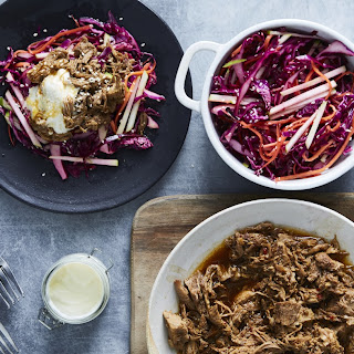 Slow-Cooked Korean Pulled Pork Recipe