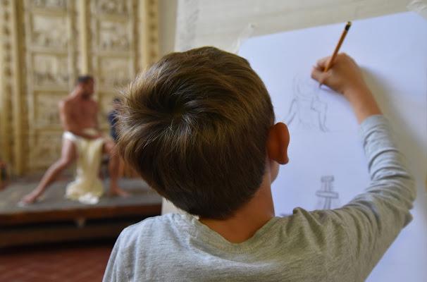 Io disegno guardando di Ilaria Bertini