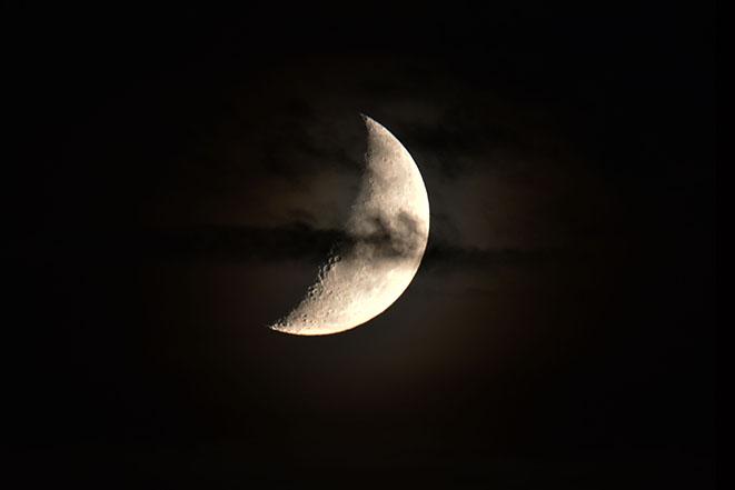 Luna velata di ManuArk