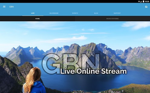 Gospel Broadcasting Network- screenshot thumbnail