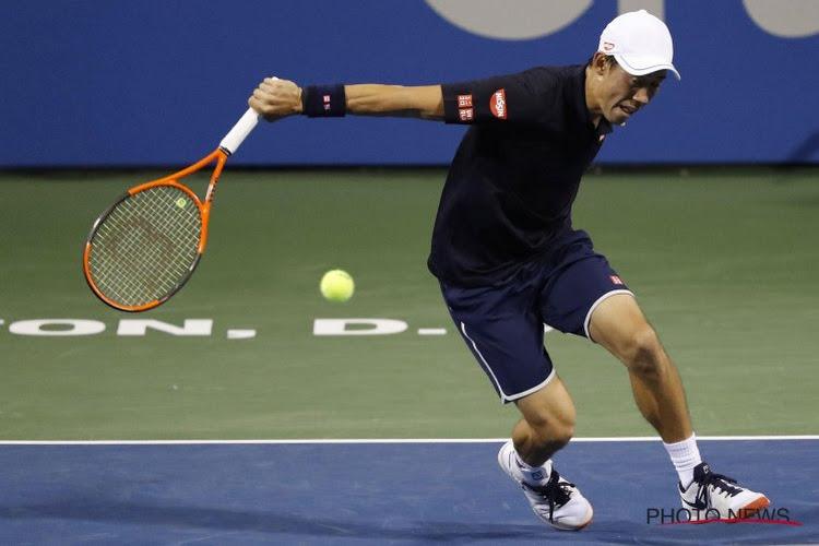 Washington: Kei Nishikori remporte le choc face à Del Potro