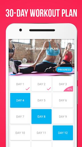 Butt And Legs Workout  screenshots 10