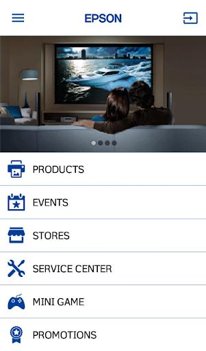 Capturas de pantalla de Epson Indonesia 1