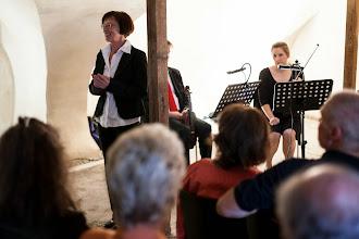 Photo: EGF - Eröffnung durch die KV-Obfrau Foto:©Julian Raggl