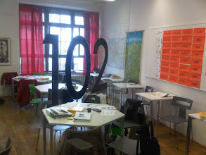 Photo: My Goethe-Institut Berlin Classroom