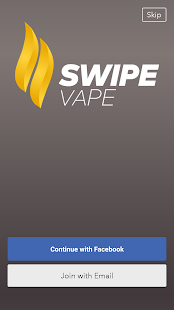 Swipevape - náhled