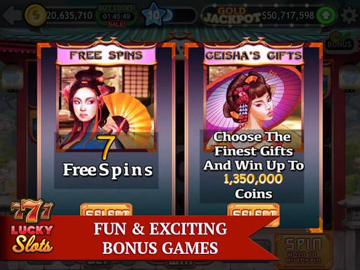 Lucky Slots - Free Casino Game 3.0.2 screenshots 4
