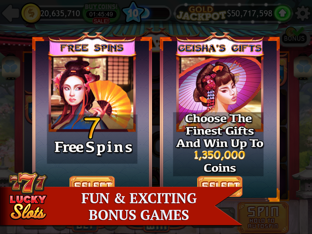 slot casino gratuit