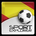 Spanish Football Explorer icon