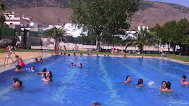 Piscina de verano del municipio de Dalías.