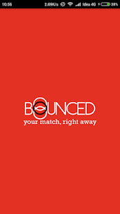 Bounced Social Dating - náhled