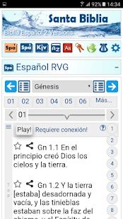 Espanõl Audio Bible - náhled