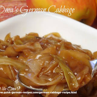 German Green Cabbage Recipes.