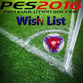 PES 2016 News and Wish List APK for Ubuntu