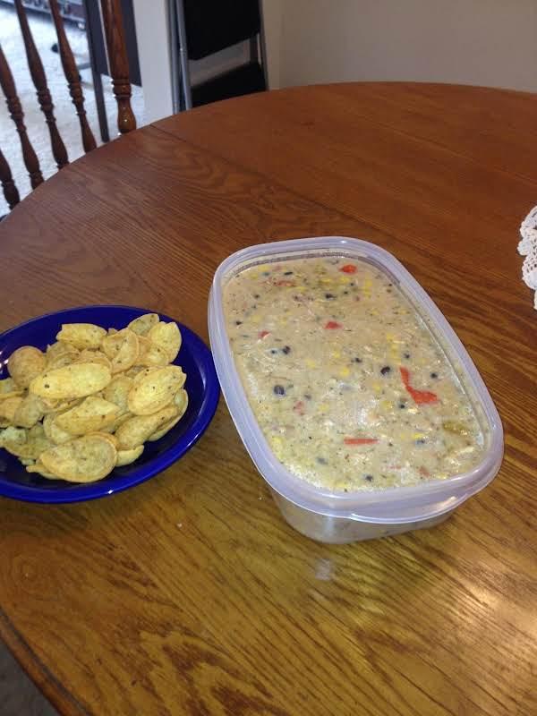 Deb's Chicken Fajita Soup