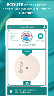 SoundGrabber: music around you- screenshot thumbnail