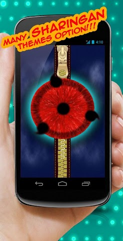 Madara Sharingan Locker Theme Android Apk