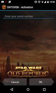 The Old Republic™ Security Key- screenshot thumbnail