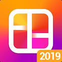 Photo Collage Maker - Photo Editor & Photo Mirror icon