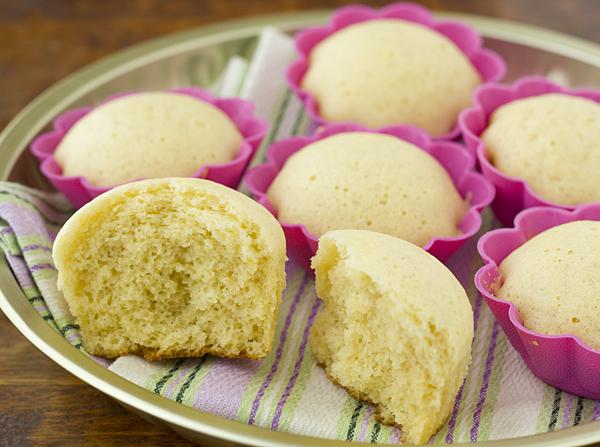 Japanese Steamed Egg Buns (Mushi Pan) Recipe