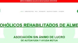 Página web de ARA.