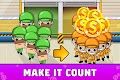 screenshot of Idle Factory Tycoon: Cash Manager Empire Simulator