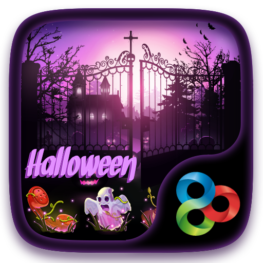 Halloween GO  Launcher Theme 個人化 App LOGO-硬是要APP