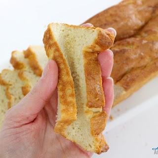 Gluten Free Sandwich Bread.