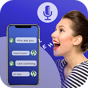 Voice Typing in all languages STT Translator