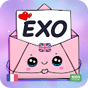 Exo Messenger! Chat Simulator icon