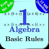 Algebra Tutorial 1: Basics Android APK Download Free By RaySemiSoft