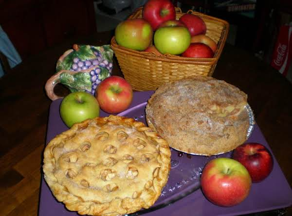 Simple Two-way Apple Pie Recipe