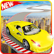 Neon Rider Rooftop - Extreme Stunts Sports Car (game)