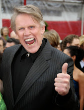 Photo: Actor Gary Busey arrives for the 80th Annual Academy Awards at the Kodak Theater in Hollywood, California on February 24, 2008.  AFP PHOTO / STAN HONDA (Photo credit should read STAN HONDA/AFP/Getty Images)