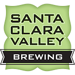 Logo of Santa Clara Valley New Almaden Red