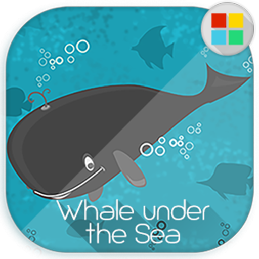 Theme - Whale Under The Sea