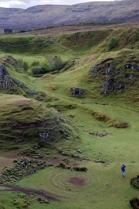 Szkocja, Fairy Glen