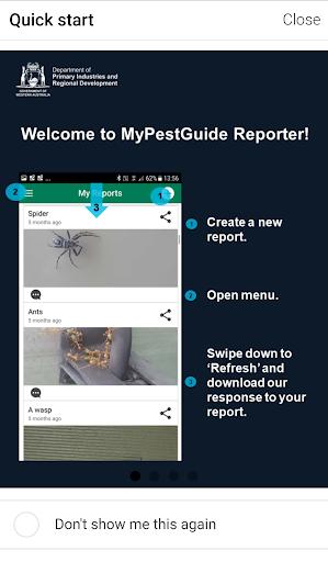 MyPestGuide Reporter 2.2.5 5