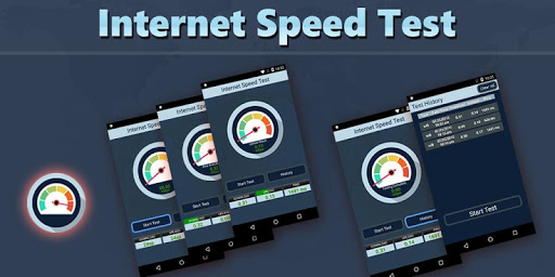 Internet Speed Test 3G 4G Wifi