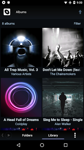 Poweramp Music Player (Trial) 2.0.10-build-588-play screenshots 7