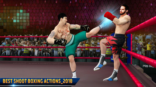 PRO Punch Boxing Champions 2018: Real Kick Boxers 1.0 screenshots 1