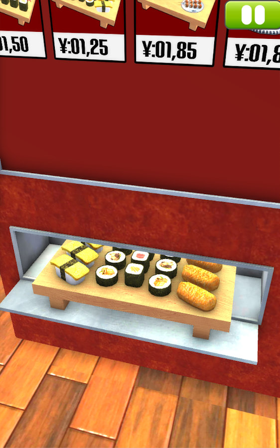Japanese Food Vending Machine- screenshot
