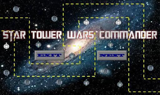 Star Tower Wars Commander