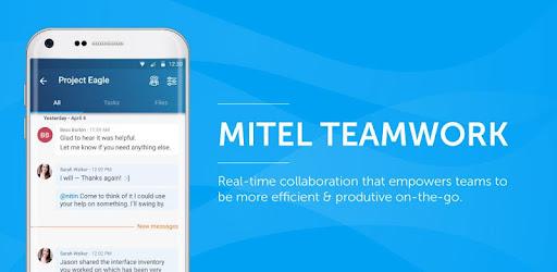 Mitel Teamwork - Apps on Google Play