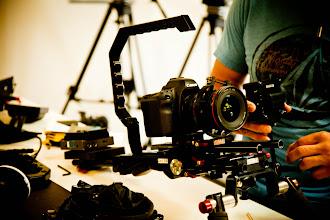 Photo: Canon EOS 5D MARK II + SHAPE V-LOCK QUICK RELEASE BASE PLATE + SHAPE PAPARAZZI I HANDLE